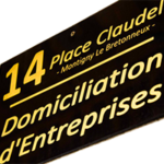 DOMICILIATION D'ENTREPRISE